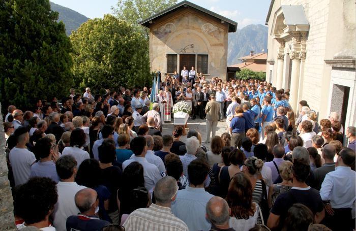 Laino funerale Soldati