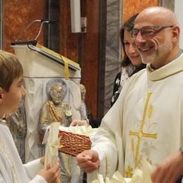 Da Varese arriva don Giovannoni  Guiderà la Comunità della Vallassina
