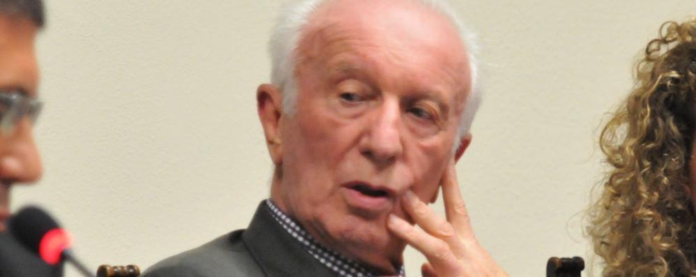 «I miei primi 95 anni»  L'ex sindaco di Olgiate