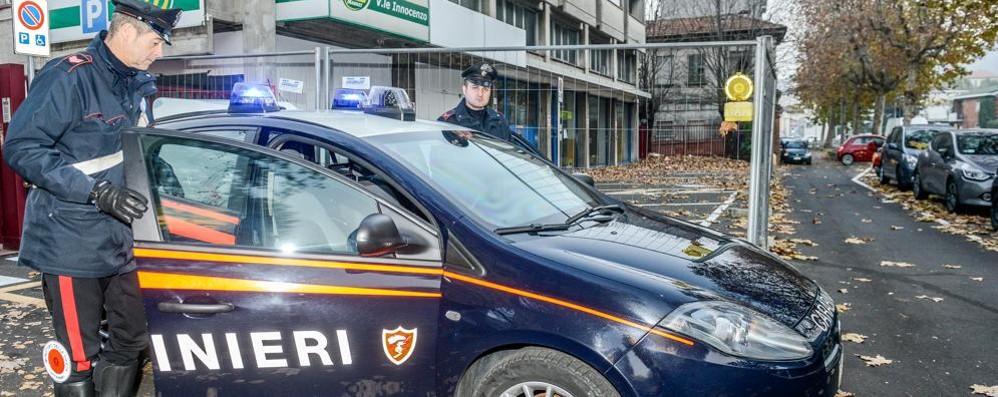Barre di zinco rubate a Como Arrestati due stranieri in un cascinale