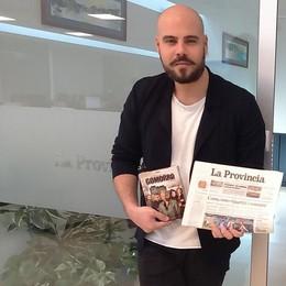 Ciro l'Immortale della fiction Gomorra  Ospite a La Provincia  Guarda la videointervista