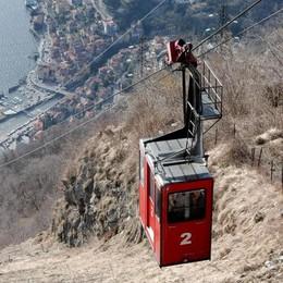 Meno viaggi ma più passeggeri  In 42mila sulla funivia di Pigra