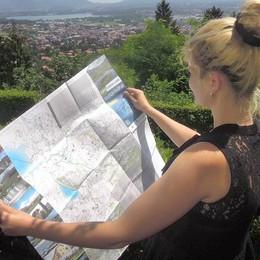 Erba, voglia di turismo  Natura, storia e arte in un video