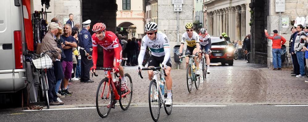 Giro d'Italia  2017, scoperte le tappe  Provincia di Como quasi ignorata