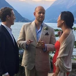 «Siamo sul lago di Como». Le parole di Zuckerberg, che spot per il Lario