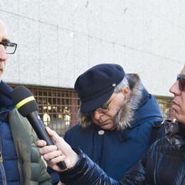 A Como il ricorso contro l'ergastolo «Bossetti ha fiducia nella giustizia»