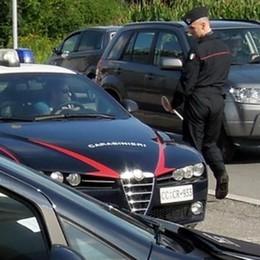 Caslino d'Erba, evade dai domiciliari  Uomo di 50 anni finisce in carcere