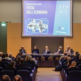 Giovedì la Festa delle imprese  Ospiti Oscar Farinetti e Perotti