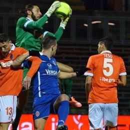 Como, pari sofferto contro il Renate: 0-0