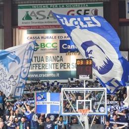 La protesta degli Eagles «Non andremo a Milano»