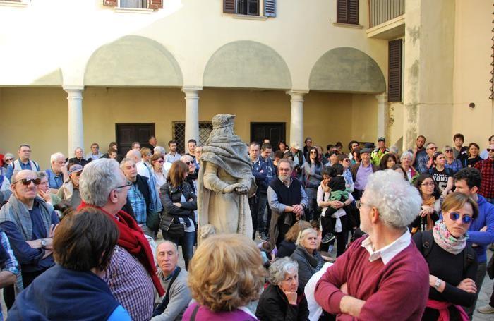 passeggiata Merini da Como a Brunate: visita all'eremo di San Donato