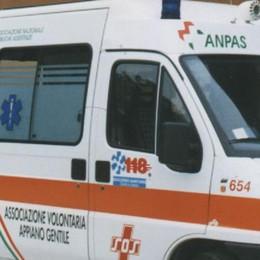 Pensionata investita a Veniano  È stata ricoverata in ospedale
