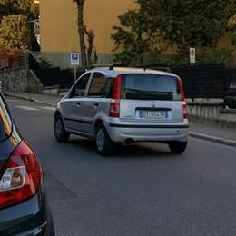 «La mia Panda rubata a Cucciago  utilizzata dai banditi per la rapina»