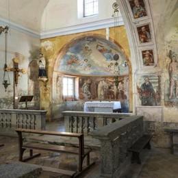 Barni, l'antica chiesa è malata  «A rischio gli affreschi del '200»