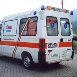 Incidente a Veniano, due feriti