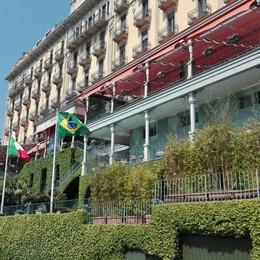 Le nozze del nababbo brasiliano  Grand Hotel in esclusiva per 3 giorni