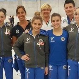 Campionati europei di ginnastica  A Berna un'Italia targata Como