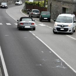 Troppi pericoli per i pedoni  Sulla Regina quattro semafori