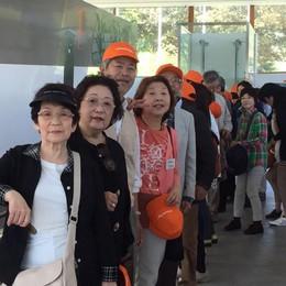 Coro di Tokyo canta il Signore delle Cime  Emozioni al museo del Ghisallo   Guarda il video
