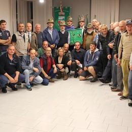Valbrona presenta i suoi alpini    È il gruppo comasco numero 125