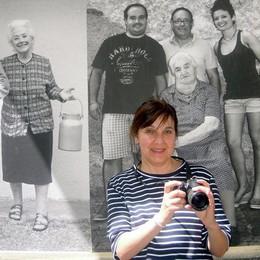 Barni, 700 abitanti in 250 fotografie  Gli scatti in mostra per un mese
