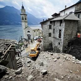 Frana di Brienno 5 anni dopo  Il disastro e la lezione   Il video del disastro