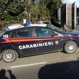 Lite tra vicini, arrivano i carabinieri