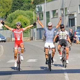 Buona la prima al Giro Brianza A Lurago d'Erba è tris comasco