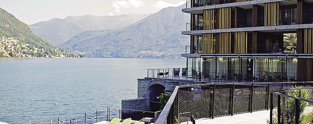 Nuovo super hotel  Da mille a 4mila euro  per una notte da vip