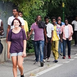 Migranti, corteo in città Strade chiuse questa sera