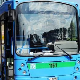 Como: bus, l'autista impazzisce  Asf: «Prenderemo provvedimenti»   Il servizio di Etv con il video