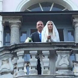 Dall'Arizona a Tremezzina per il sì   «Sposarsi qui è stata una favola»