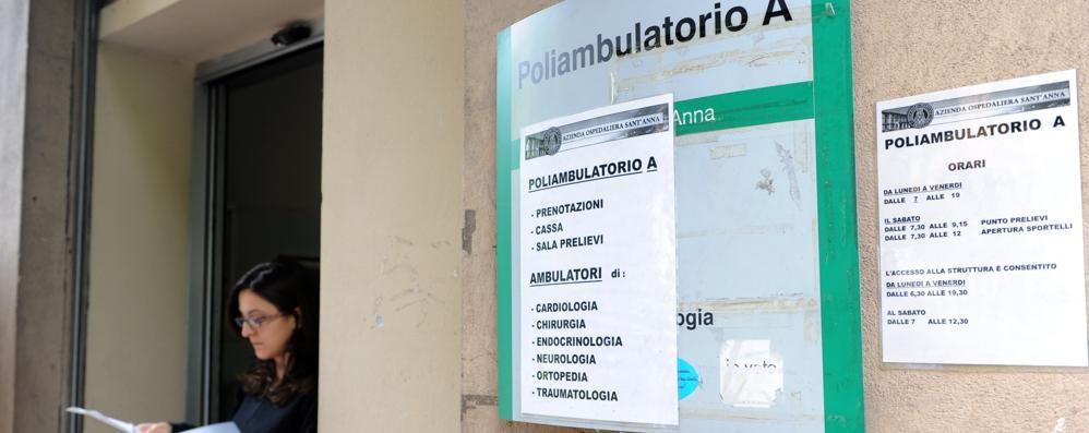 """Ticket sugli esami, """"sconto"""" di 15 euro  Pagheranno meno 300mila comaschi"""