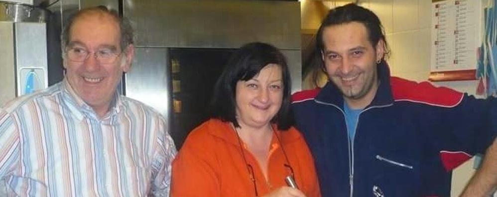 Pasticciere muore a quarant'anni  Marco, una vita vissuta senza paura