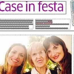"""""""Case in festa"""": inviateci foto e selfie  con amici, parenti, compagni di scuola"""