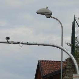 Ecco il Grande Fratello  A Maslianico altre telecamere