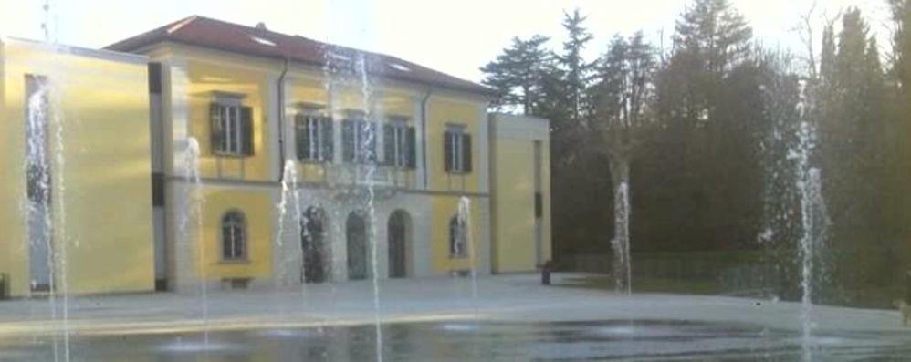 Paese sempre più ricco  A San Fermo altri soldi  per scuole e municipio