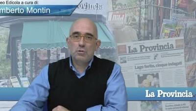 Video Edicola / Prima Pagina del 13 ottobre 2017