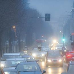 Polveri sottili, si rischia lo stop al traffico