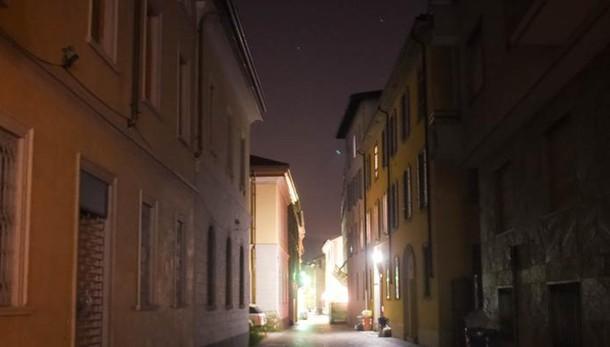Como, città al buio  Si spegne anche  il centro storico