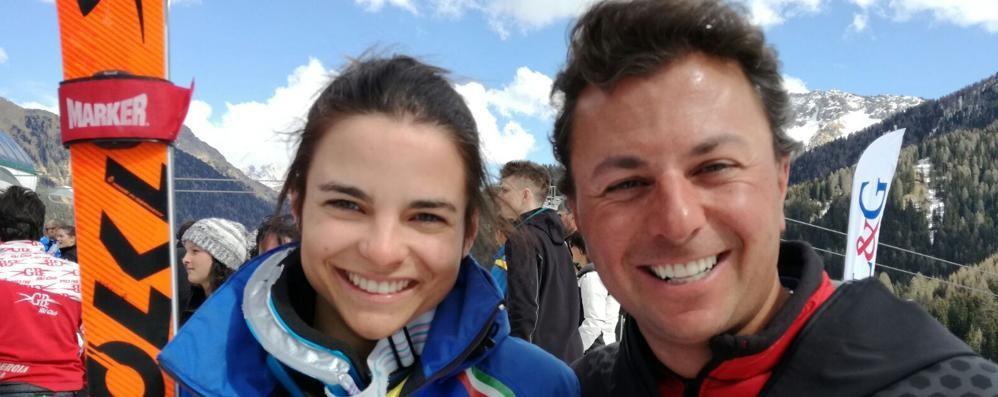 Lo Ski racing camp Lenno  debutta in Coppa del mondo?