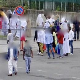 Cantù, capannone confiscato agli islamici  «Diffida ignorata, ora dateci le chiavi»
