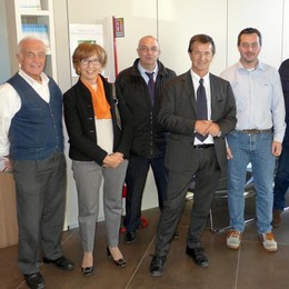 Erba, Gori si presenta e attacca Maroni  «Regione centralista e poco interessata»