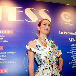 I segreti di Tess  Le foto più belle  della presentazione