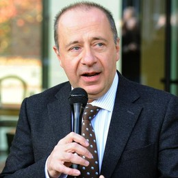 Il sindaco di Cernobbio «Fusione per sopravvivere»