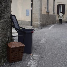 Differenziata, primo test ok  Strade in ordine a Fino