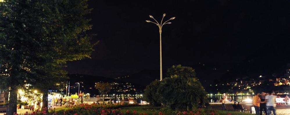 Scandalo lampioni  Città senza luce  per un altro anno