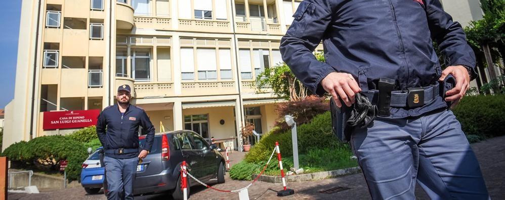Omicidio nella casa di riposo  Sui guanti il dna dell'arrestata