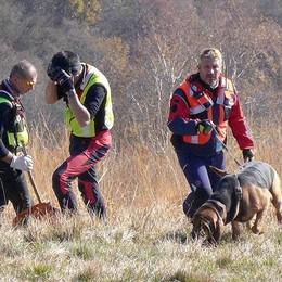 La donna scomparsa sul Cornizzolo  Anche i cani molecolari per trovarla