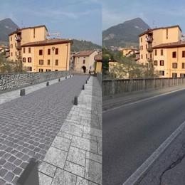 Il simbolo di Ponte Lambro cambia volto  Diventerà una piazza sospesa sul fiume